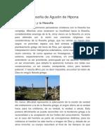 La Filosofía de Agustín de Hipona