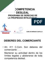 COMPETENCIA DESLEAL 3
