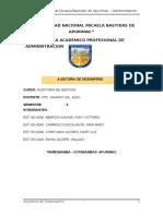 312611629 Auditoria de Desempeno
