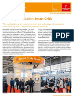 Exhibitor Information Themed Presentation Smart Grids