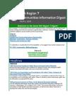 EPA Region 7 Communities Information Digest - April 1, 2016