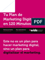 Marketing Digital 120min