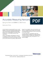 Acc Measure Nanoamperes AppNotes