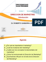 1. Ayuda 1 La Direccion de Marketing