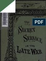 (1874) Secret Service in the Late War