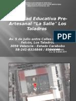 Colegio La Salle Los Taladros