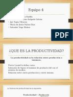 Expo de Planeacion Productividad 1