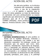 interprtacion