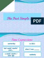 Simple Past - Tense