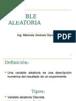 Variable Aleatoria
