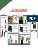 Target Audiene Analysis