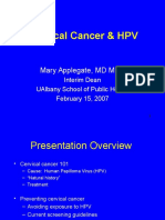 CervicalCancer HPV Feb07