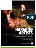 Harming Artists