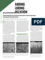 Understanding decarburization