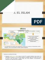 Unidad 6.2. El islam.
