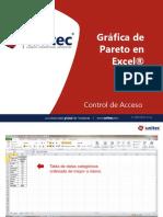 Tutorial Pareto en Excel