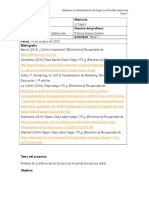 Análisis de la diferenciación de precios en productos de uso diario