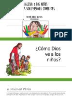 La Iglesia y Los Niños - Robert Batista