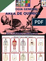 1. Clase de Biología General 2016 Area Quimica