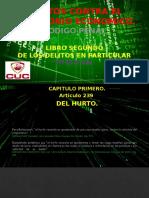 DELITOS PATRIMONIO ECONOMICO