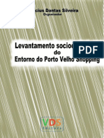 4 FINAL - Levantamento Socioeconômico Do Entorno Do Porto Velho Shopping