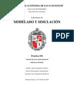 Solución de una ecuación diferencial en simulink