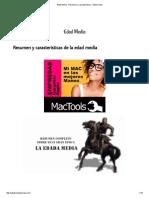 Edad Media - Resumen y Caracteristicas - Edad Media