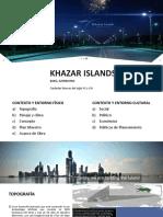 Khazar Islands Azerbaijan