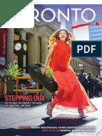 Tourism Toronto Magazine 2016 Accessible Version