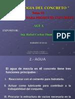 Agua Para El Concreto - Ing. Cachay - Sin Clave - Ecoe 13 12 14