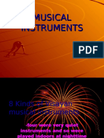 """""""Musical Instruments"""""""
