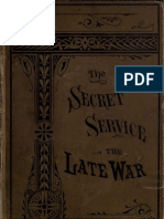 (1874) The Secret Service in the Late War