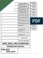 Etiquetas Tellabs 8630 Quiñonez