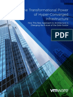 The Transformational Power of Hyperconverged Infrastructure