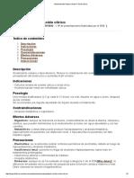 Medicamento Potasio citrato + Acido cítrico 2012