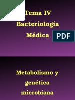 2.Metabolismo y Genetica