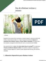 3 formas sencillas de eliminar toxinas y depurar el organismo.pdf