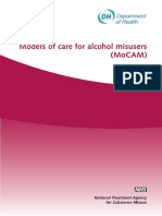 Models of Care for Alcohol Misusers Nhs Uk