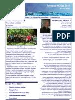 Aotearoa HOSW Winter 2010 Newsletter