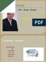 1--ESTUDIAN LA UNICIDAD CON EL HERMANO ALVARO (PARA 2003).pptx