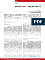 Analise Com Fluidodinamica Computacional
