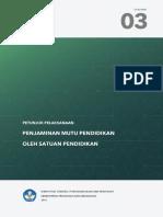 Petunjuk Pelaksanaan PMP Oleh Satuan Pendidikan_untuk Sekolah