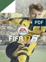 Fifa 17 Manual Playstation4 Mex