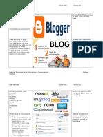 Servicios de Un Blog