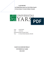 Case Report (Palliative Care)