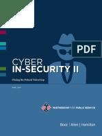 Cyber in Security II