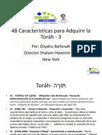 48 caracteristicas de Torah 3.pdf