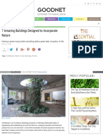 Www Goodnet Org Articles 7 Amazing Buildings Designed to Inc