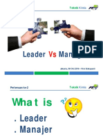 P2 Manager vs Leader - RINI