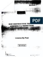 10 Ndt Assembly & Inspection Techniques